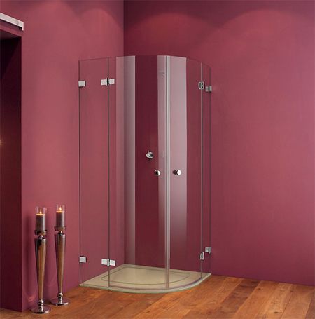 BS-Frameless Shower