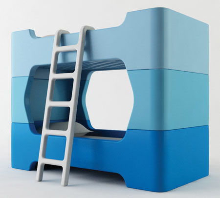Bunky Bunk  Bed