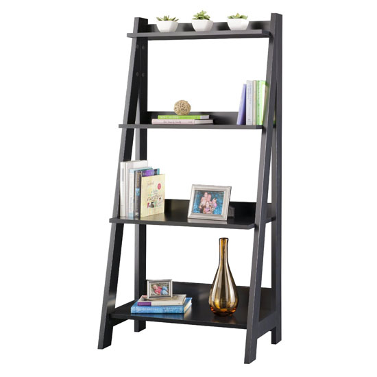 BUSH FURNITURE Alamosa Ladder Bookcase