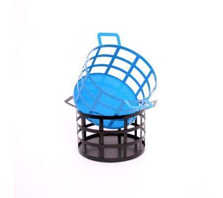 Cage Steel Basket