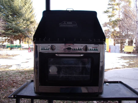 Camp Ched Outdoor Oven