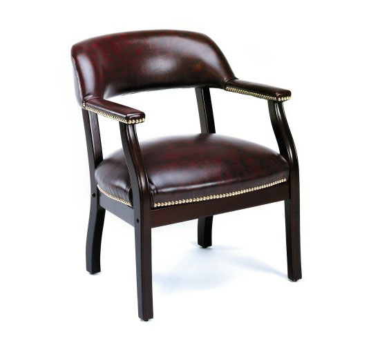 Captains Guest Arm Chair