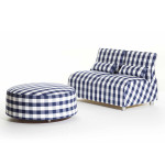Sofa By Satyendra Pakhale: Make You Fall In Love With Checkered