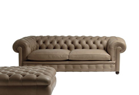 Chester One Sofa By Poltrona Frau | Modern Home Decor