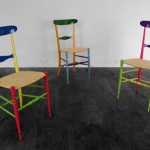Chiavarina Supercolor: A Lovely And Colorful Furniture Pieces For Your Lively Home