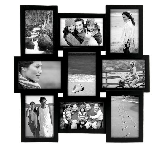 Top 20 Christmas Gift Ideas for Modern Homes - Malden Home Profiles Puzzle Collage Picture Frame