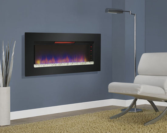 Top 20 Christmas Gift Ideas for Modern Homes - ClassicFlame Felicity 47-inch Wall Mounted Electric Fireplace