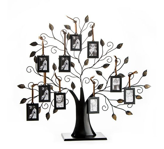 Top 20 Christmas Gift Ideas for Modern Homes - Klikel Family Tree Picture Frame