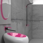 Cisal Kawa Art Bathroom Faucet by Karim Rashid