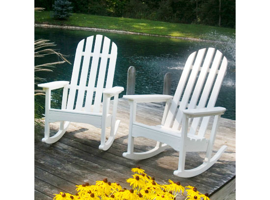 Classic Adirondack Rocker Collection