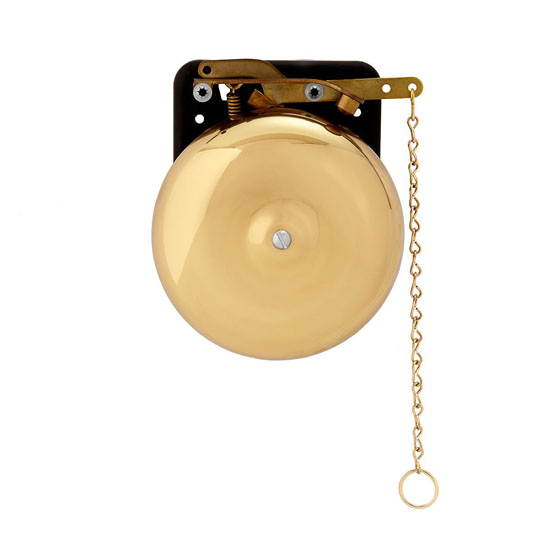 Cool Classic Boxing Bell To Celebrate Cool Events In The House Extraordinary Belle And June Home Decor