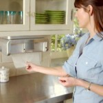 Keep Your Kitchen Clean All The Time With The Clean Cut Touchless Paper Towel Dispenser