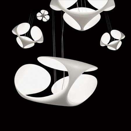 Clover Lamp