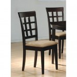 Add Style To Your Dining Room Using Coaster Contemporary Style Dining Chair