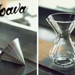 Coava Kone Coffee Filter + Maker: Filters And Makes Your Coffee In Style