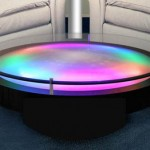 Cool Cocktail Table Designs With LED Lighting Features