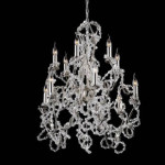 Coco Chandelier Round  From Brand van Egmond
