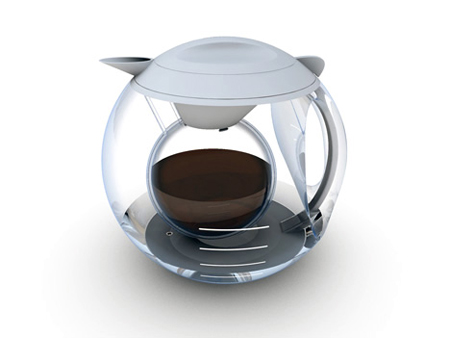 Cocoon Coffee Pot