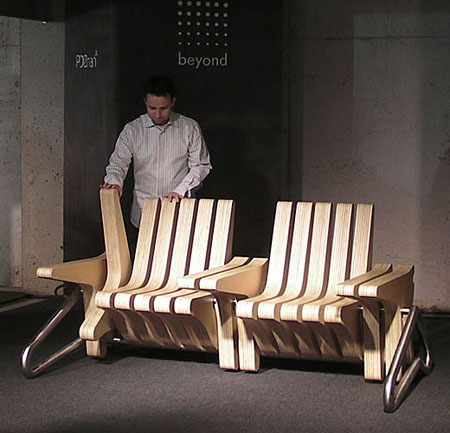 Coffee Bench