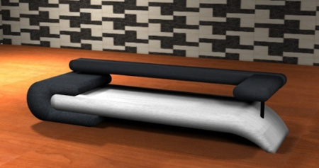 Contemporary Sofa Design From Andrej Statskij
