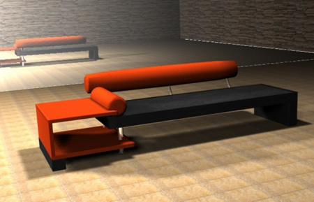 modern furniture