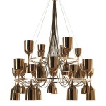 Copa Cabana: Stylishly Elegant Lighting System For Your Home