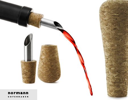 Cork Wine Stopper