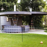 Copper House Summer Kitchen By Muru And Pere