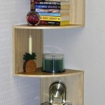 Make Use Of Your Corner Space With The Corner Spacesaver Bookcase From 4D Concepts