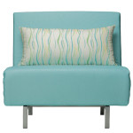 Cortesi Home Savion Convertible Accent Chair Bed Provides Comfort While Enhancing The Looks Of Your Room