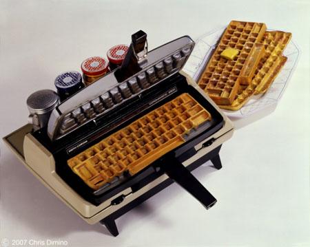 Creative Waffle Iron