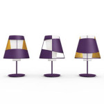 Crinolina Table Lamp by Susanne Philippson