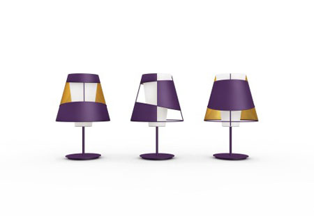 Crinolina Table Lamp