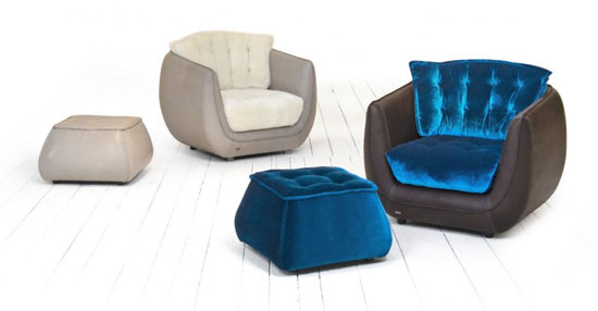 Cupcake Seating Collection