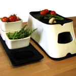Dante Tabletop Cooking Platter By Idan Arbel