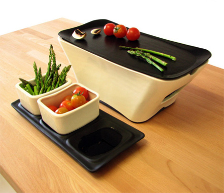 Dante Tabletop Cooking Platter