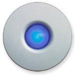 Spore De-light Doorbell Button Features Industrial Style Design for Modern Home