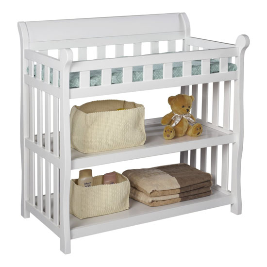 Delta Eclipse Changing Table