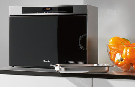DG 1450: A Countertop Steam Oven For A Stylish And Healthy Cooking In ...