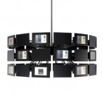 Digital Dreams: A Modern Lighting Design