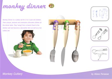 Dinner Monkey