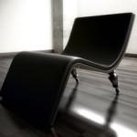 Divine Lounge Chair From Ventury Paris