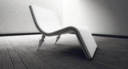 Divine Lounge Chair