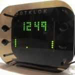 Dotklok: Your Modern And Unique Digital Clock