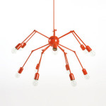 Double Octopus Chandelier by Seyhan Ozdemir and Sefer Caglar