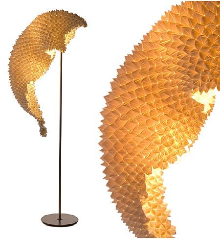 Dragon Tail Lamp