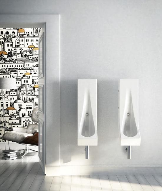 Drop Urinal by Meneghello Paolelli Associati