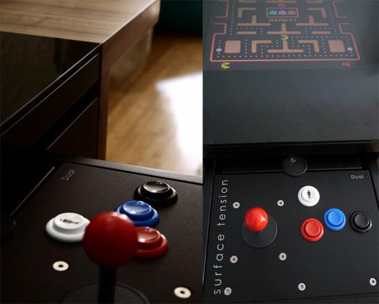 Dual Arcade Table
