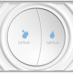 EcoFlow : Dual Flush Toilet Concept