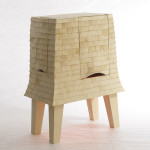 Echos Furniture Series by Tina Stieger and Annina Gaehwiler
